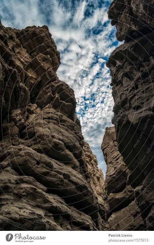 Slot Canyon schön harmonisch Wohlgefühl Zufriedenheit Sinnesorgane Erholung Ferien & Urlaub & Reisen Abenteuer Expedition Sommer Berge u. Gebirge Umwelt Natur