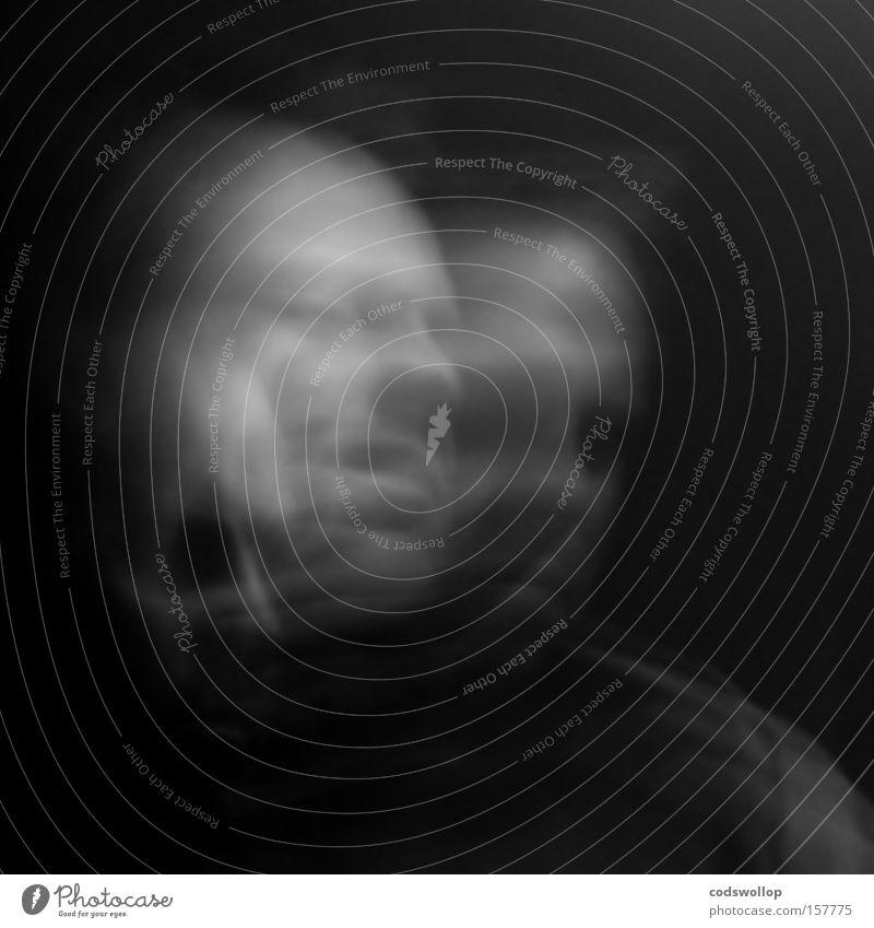 the changing man Porträt Gesicht Schizophrenie Mann Metamorphose Übergang unentschlossen Psychiatrie Wandel & Veränderung Langzeitbelichtung Angst Panik Trauer