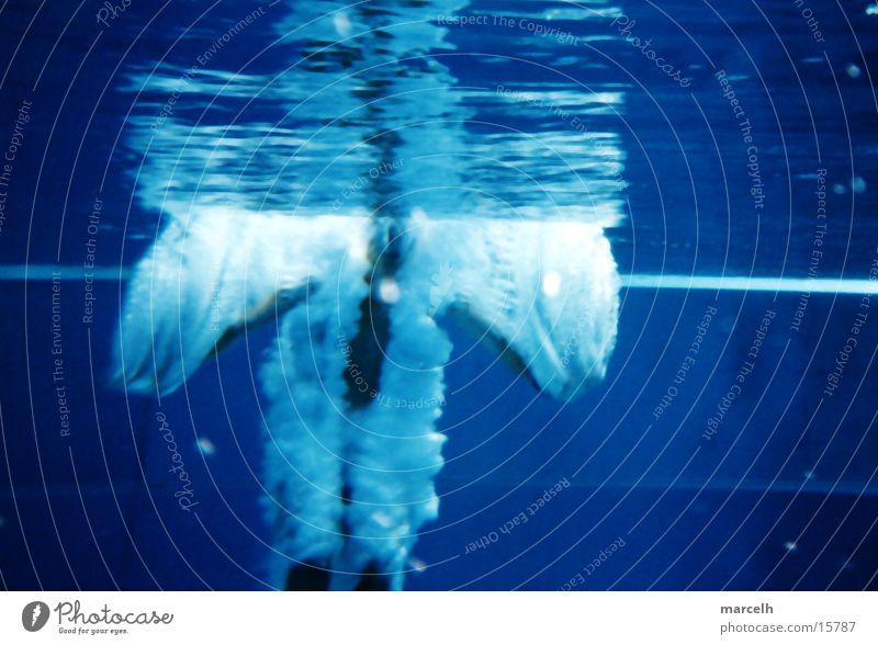 underwater tauchen Dinge Unterwasseraufnahme Wasser Schwimmen & Baden