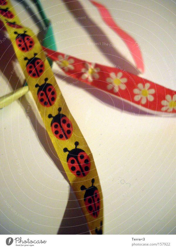 Ein dreifaches HELAUUU Freude Blume Feste & Feiern Dekoration & Verzierung Karneval blasen Marienkäfer Konfetti Luftschlangen Rosenmontag