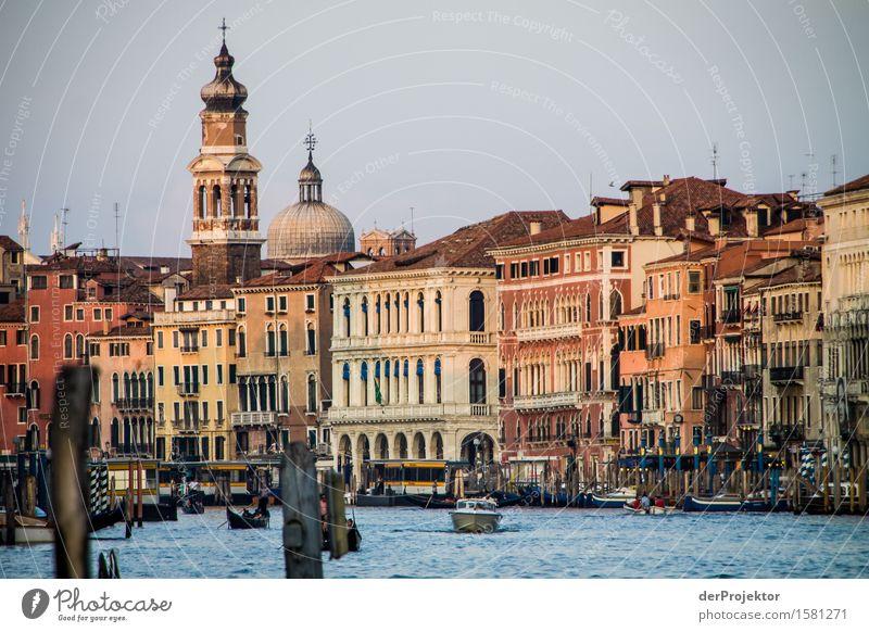 Sonnenaufgang in Venedig Ferien & Urlaub & Reisen Tourismus Ausflug Abenteuer Ferne Freiheit Sightseeing Städtereise Kreuzfahrt Sommerurlaub Hafenstadt