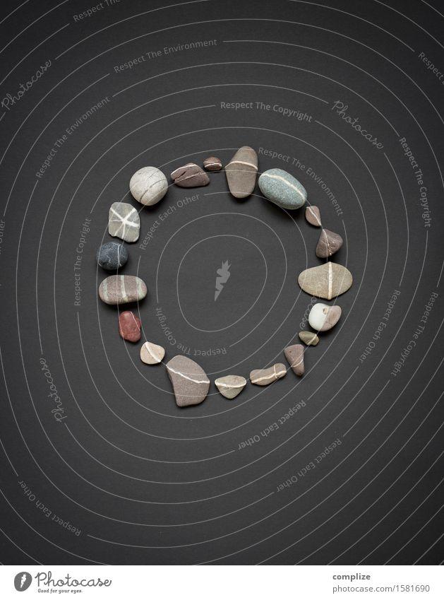 Steinkreis - Unendlichkeit Gesundheit Wellness harmonisch Wohlgefühl Sinnesorgane Erholung ruhig Spa Massage Sauna Dampfbad Umwelt Natur Urelemente Garten Park