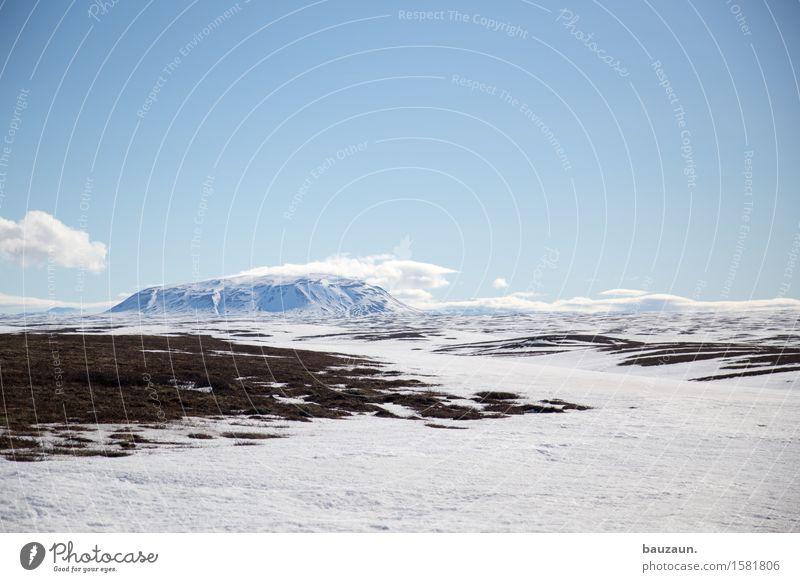 schnee. Himmel Natur Ferien & Urlaub & Reisen Sonne Landschaft Ferne Winter Berge u. Gebirge Umwelt Schnee Freiheit Tourismus Eis Erde Ausflug Schönes Wetter
