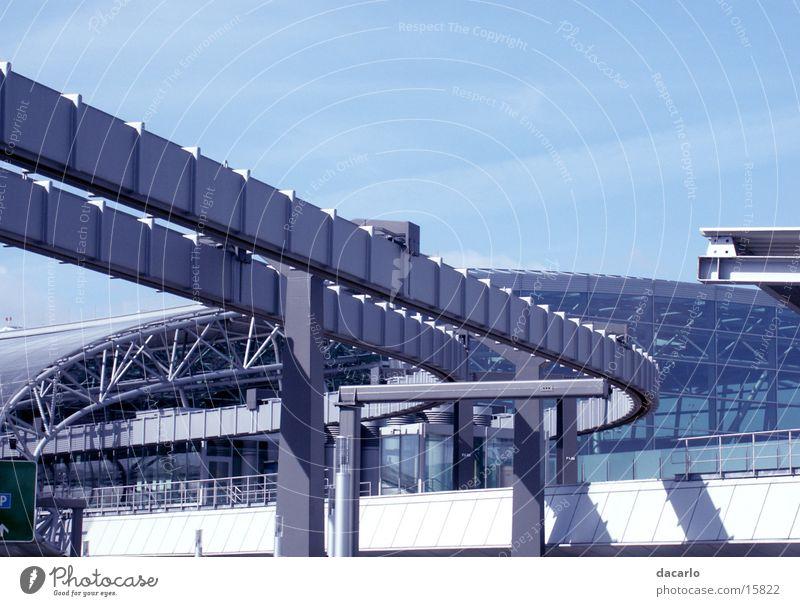 Schwebebahn Technik & Technologie Flughafen Düsseldorf Elektrisches Gerät