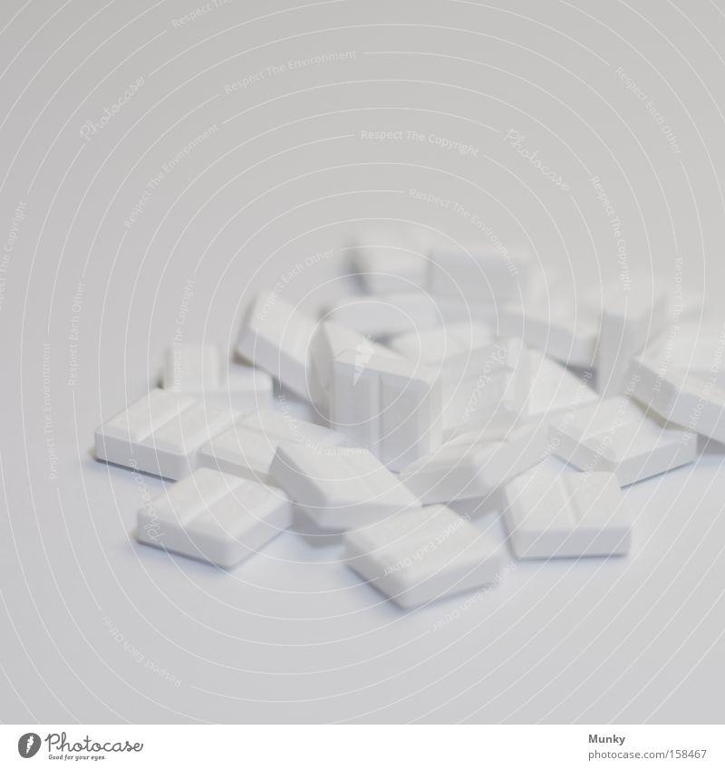 mehr von dem zeug... weiß Schnee Energiewirtschaft süß Dinge Stoff Süßwaren Rauschmittel Zucker Konsum Lebensmittel Zutaten gepresst