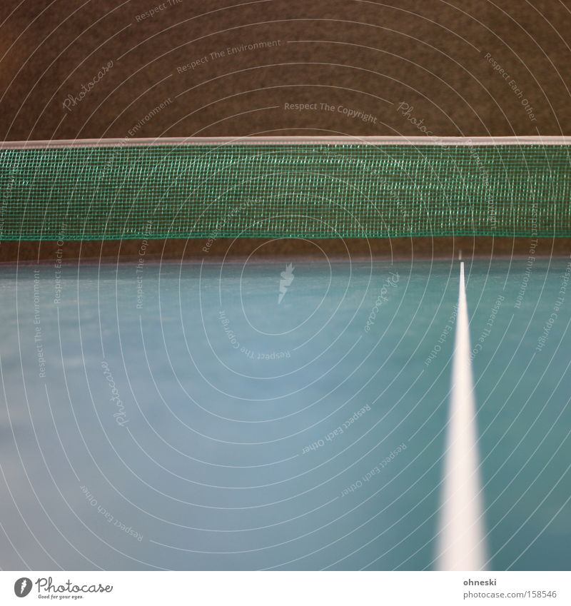 Netz! Tischtennis Tischtennisplatte Linie Aufschlag grün Ecke Ass Sport Spielen Freude 2 Ballsport Freizeit & Hobby Einzel Doppel