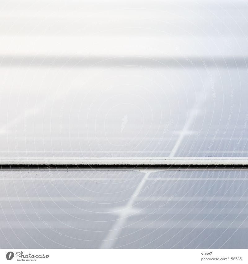 Randbereich Energiewirtschaft Elektrizität Zukunft Technik & Technologie Makroaufnahme Verbindung Sonnenenergie ökologisch Justizvollzugsanstalt Anschluss