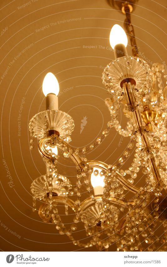 es werde licht... Beleuchtung Feste & Feiern Lampe hell Häusliches Leben edel Kronleuchter