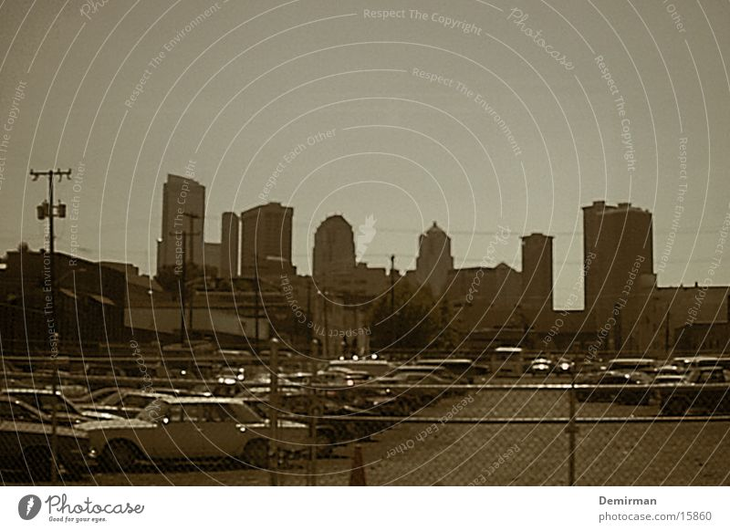 seattle:usa:99 Straße Stil PKW USA Amerika Scan Nordamerika Duplex Seattle