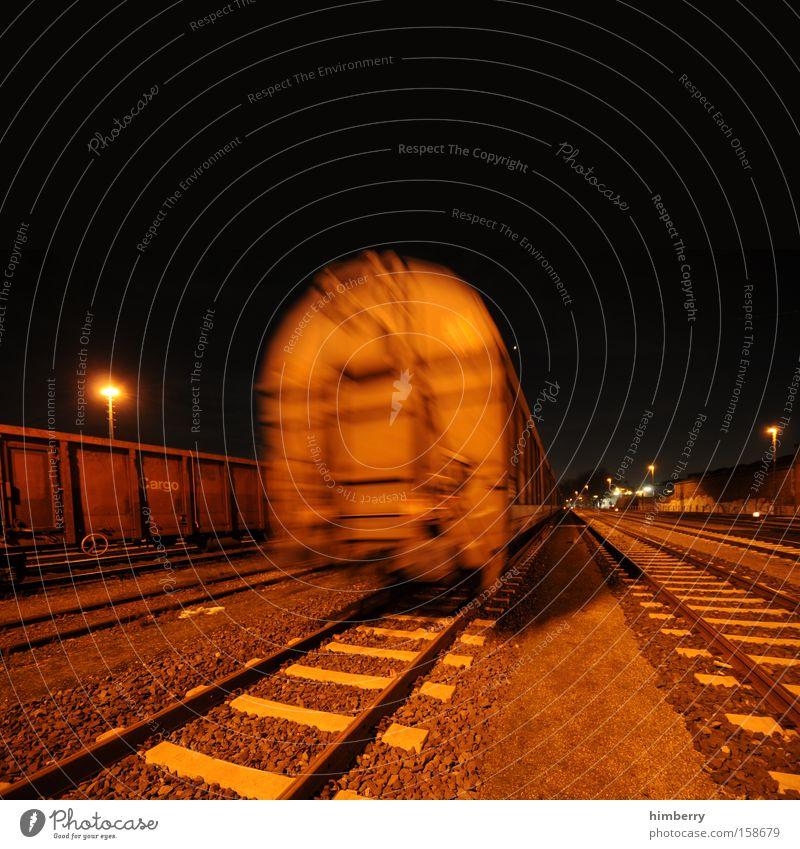 move it Verkehr Eisenbahn Industrie Güterverkehr & Logistik Gleise Bahnhof Container Spedition Eisenbahnwaggon Schienenverkehr Güterwaggon