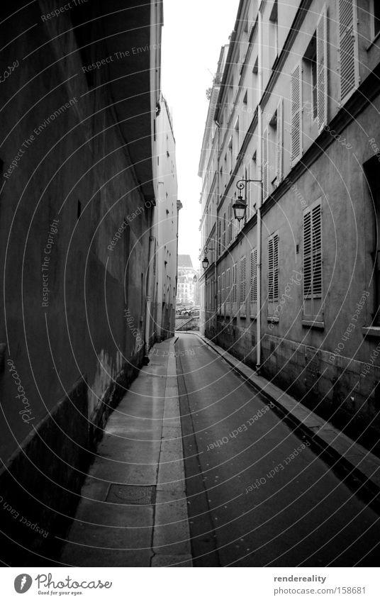 Straße Paris Verkehrswege eng Altbier Franzosen Montmartre