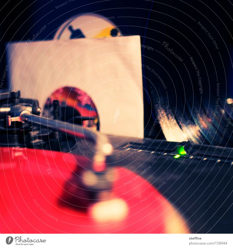 play that funky music white boy! Freude Party Musik Tanzen Feste & Feiern Tanzveranstaltung Club Diskjockey Schallplatte Lied Single Tanzfläche Plattenspieler