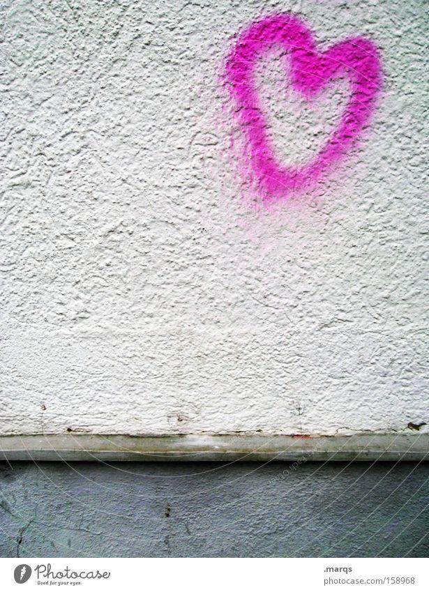 Von Herzen Liebe Graffiti Zusammensein Geburtstag Schriftzeichen Romantik Liebeskummer Verliebtheit Charakter Valentinstag Freiraum Heiratsantrag Liebesbrief