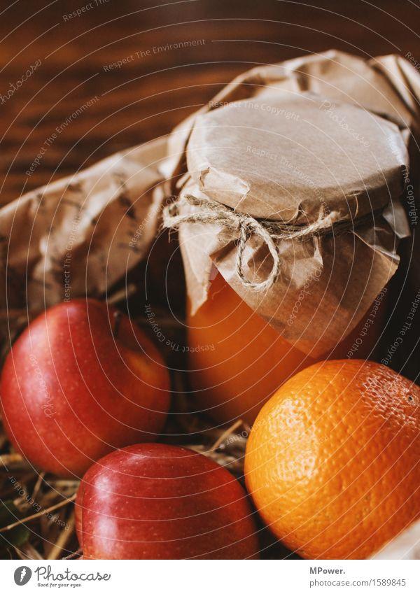 fruchtmarmelade Lebensmittel Süßwaren Marmelade Ernährung Bioprodukte Vegetarische Ernährung Diät gut Orange Apfel Obstkiste selbstgemacht Obstkorb