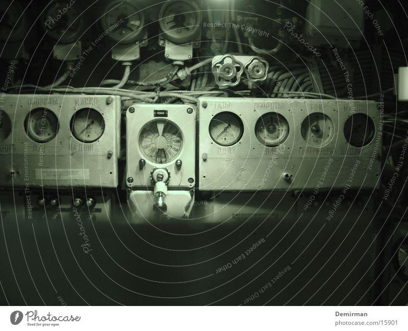 spionage unter wasser alt dunkel kalt historisch Krieg Russland Anzeige Schalter Sepia spionieren Armee U-Boot Kalter Krieg