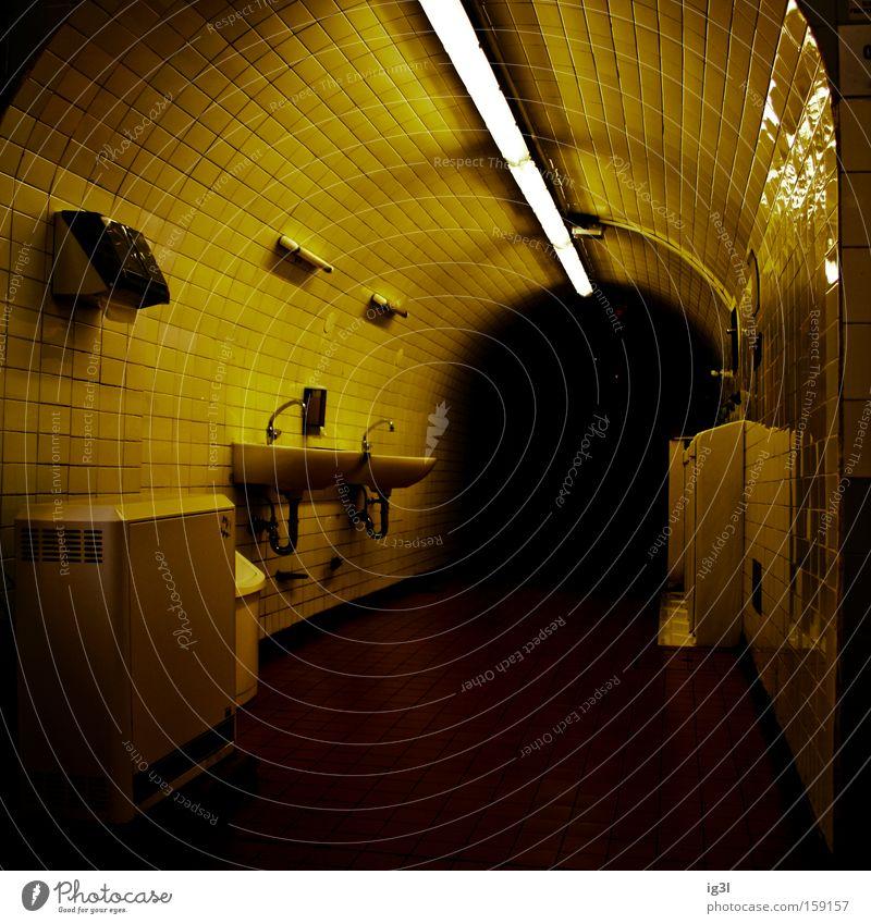 am Ende des Regenbogens gefährlich Tunnel Öffentlicher Dienst