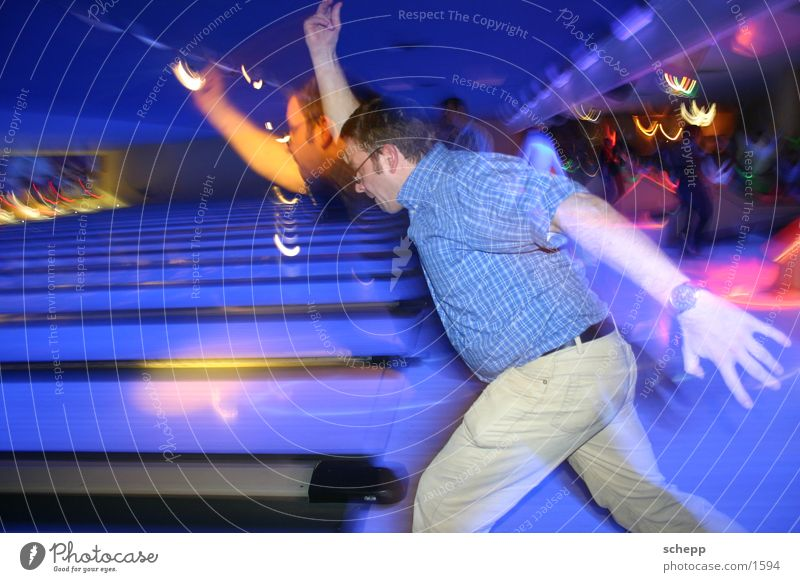 bowl-a-rama Sport Bewegung Bowling Kegeln