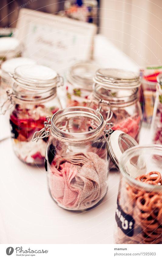 Leckerschmecker Süßwaren Ernährung Büffet Brunch Festessen Diät Salzstangen Gummibärchen Zuckerstange Gesundheit Gesunde Ernährung Übergewicht Feste & Feiern