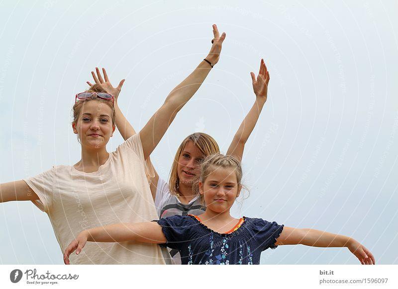 üben für Titanic II ... Mensch Ferien & Urlaub & Reisen Jugendliche Junge Frau Freude Mädchen Leben Bewegung feminin Sport Gesundheit Familie & Verwandtschaft Spielen Glück Feste & Feiern Party