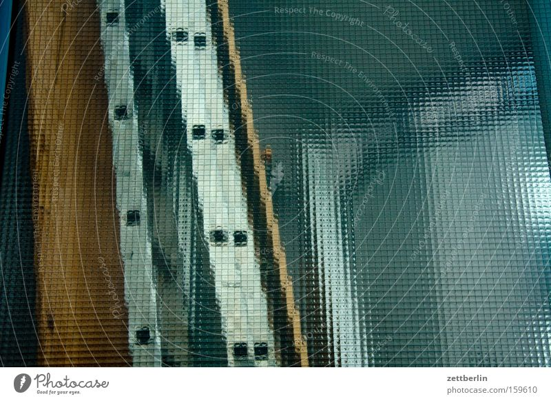 Leiter Glas Häusliches Leben Handwerk Leiter Fensterscheibe Renovieren Scheibe Handwerker Haushalt Glasscheibe Modernisierung Kammer Hausmeister Trittleiter Riffelglas