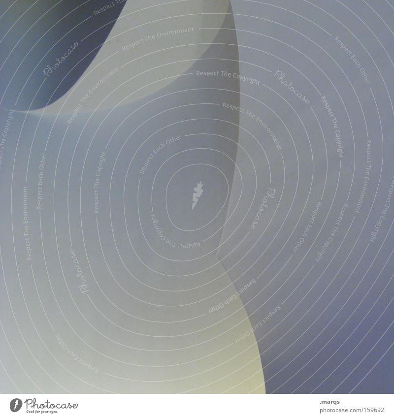 Schwung Farbfoto Gedeckte Farben Detailaufnahme abstrakt Strukturen & Formen Textfreiraum links Textfreiraum rechts Textfreiraum unten Textfreiraum Mitte