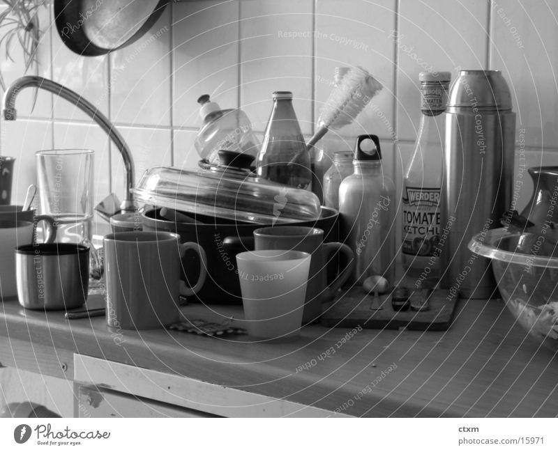 schon wieder abwasch ... Küche Geschirr Geschirrspülen Reinigen