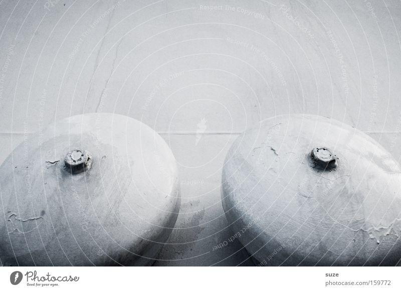 Odysseus´s Sirenen Klingel Metall einfach hell lustig rund verrückt grau Glocke Alarmanlage akustisch Signalanlage Hupe Witz spaßig Frauenbrust Brustwarze