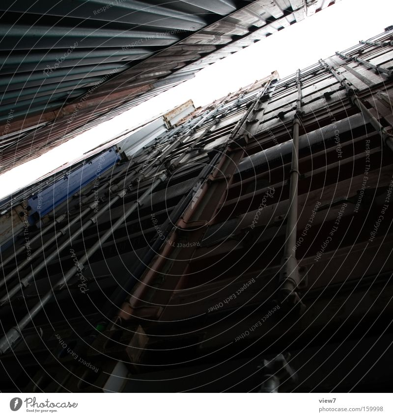 Die Welt in Stahl Container Hafen Globalisierung Güterverkehr & Logistik international Lastwagen Zoll Verkehr Kasten Kran verladen Entwicklung Wirtschaft