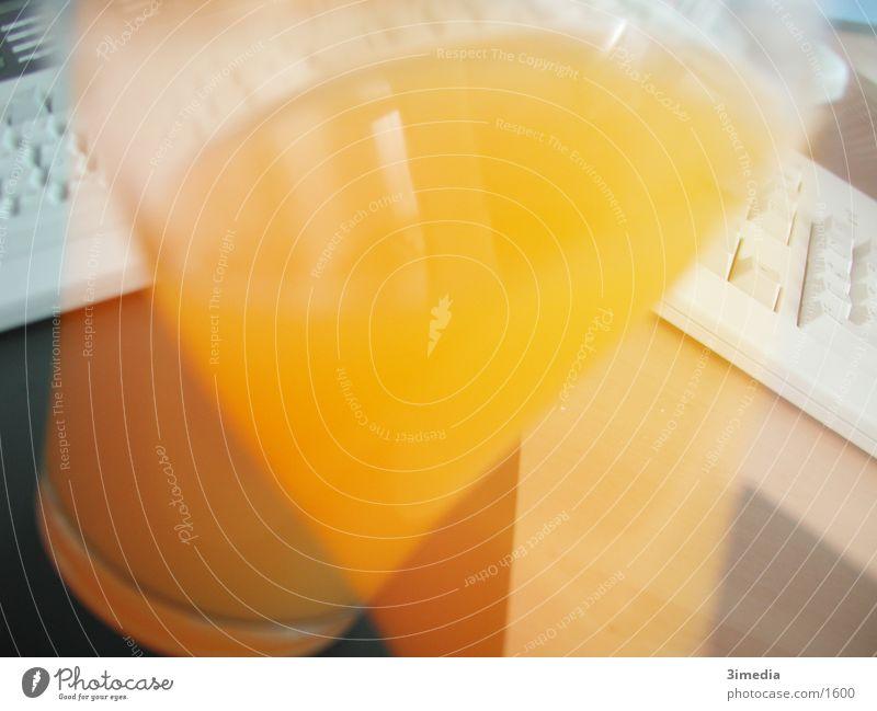 multisaft Ernährung gelb orange Tastatur Getränk Saft