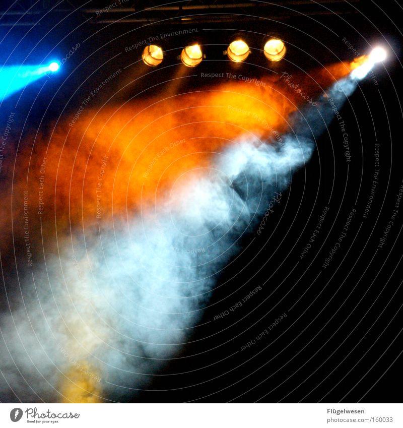 Spot an! Licht Nebel Freizeit & Hobby Lampe Bühne Bühnenbeleuchtung Scheinwerfer Leuchter