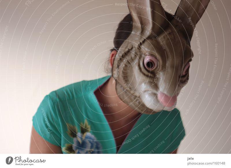 Horoskop Hase Frau Tier Freude lustig Ostern stark Maske Karneval Hase & Kaninchen China Kostüm Osterhase Astrologie Horoskop