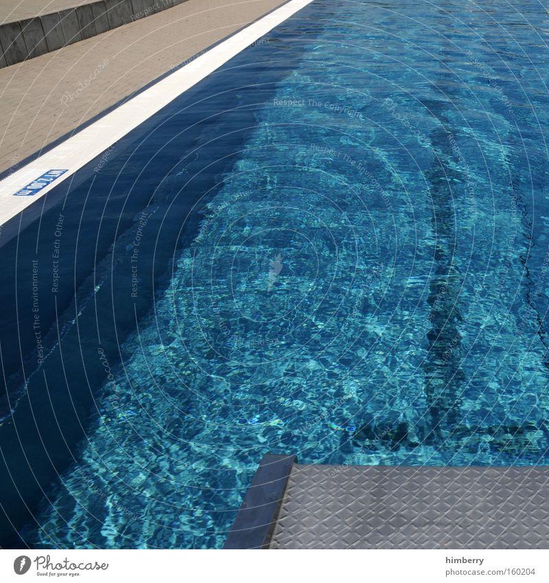 21 jumpstreet Wasser Sommer Sport Spielen Schwimmbad Erfrischung Wassersport Sprungbrett Freibad