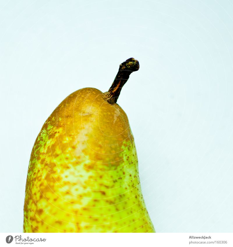 Happy Birnsday! grün Gesundheit Frucht frisch Stengel reif ökologisch Vitamin Bioprodukte Biologische Landwirtschaft Birne Vegetarische Ernährung