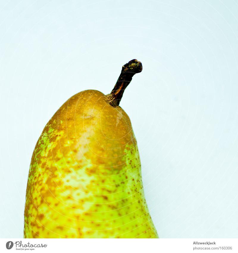 Happy Birnsday! grün Gesundheit Frucht frisch Stengel reif ökologisch Vitamin Bioprodukte Biologische Landwirtschaft Birne Landwirtschaft Vegetarische Ernährung