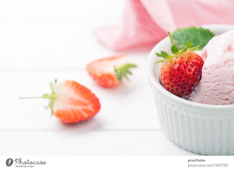 Fruchtiger Sommer Lebensmittel Joghurt Milcherzeugnisse Dessert Speiseeis Süßwaren Ernährung Essen Kaffeetrinken Vegetarische Ernährung Diät Italienische Küche