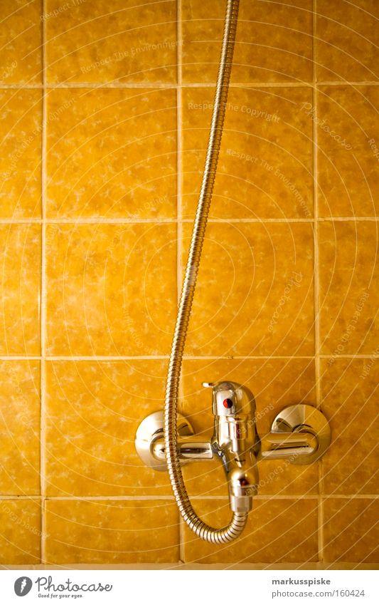 bade - tag Wasser Reinigen Bad Fliesen u. Kacheln retro Stil Schlauch Dekoration & Verzierung schön Toilette armatur Metall Dusche (Installation)