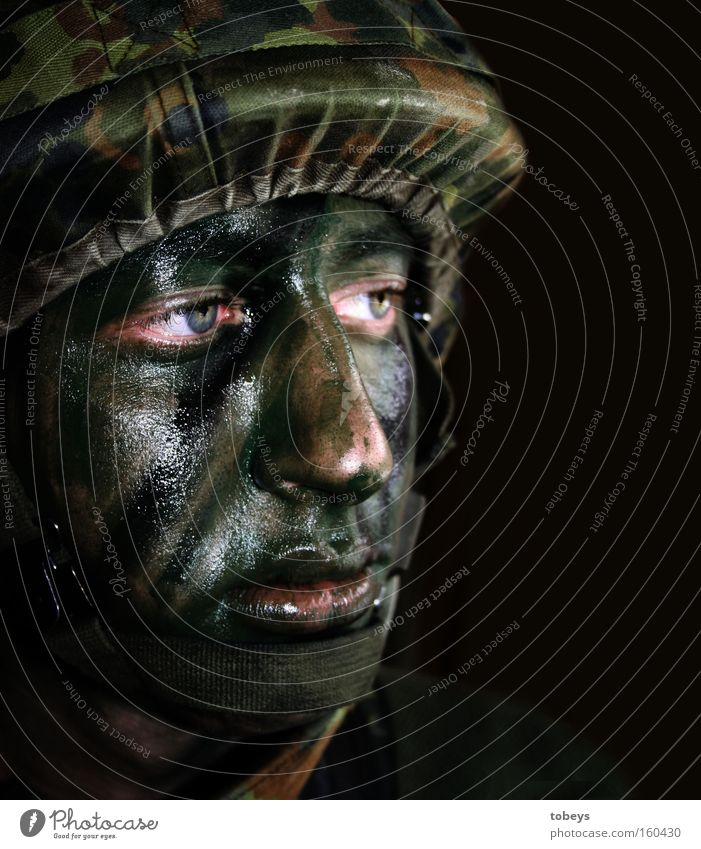Auch schon KDV-Antrag gestellt? Macht Dienstleistungsgewerbe Krieg kämpfen Soldat Bundeswehr Moral Armee Terror Einsatz Bundeswehrsoldat