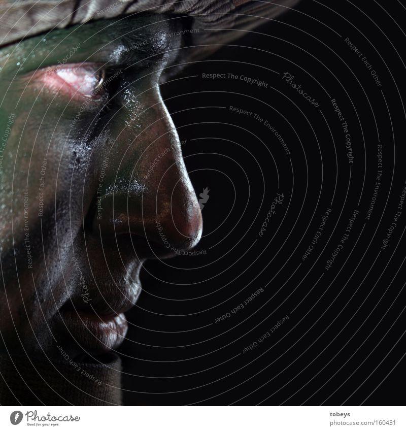 Soldat Angst Konzentration Dienstleistungsgewerbe Krieg kämpfen Soldat Panik Dienst Bundeswehr Armee Arbeit & Erwerbstätigkeit Terror Einsatz Bundeswehrsoldat dienen Spieleinsatz