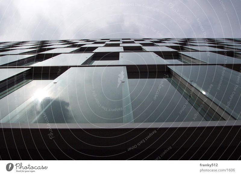 Fassade Himmel Haus Architektur