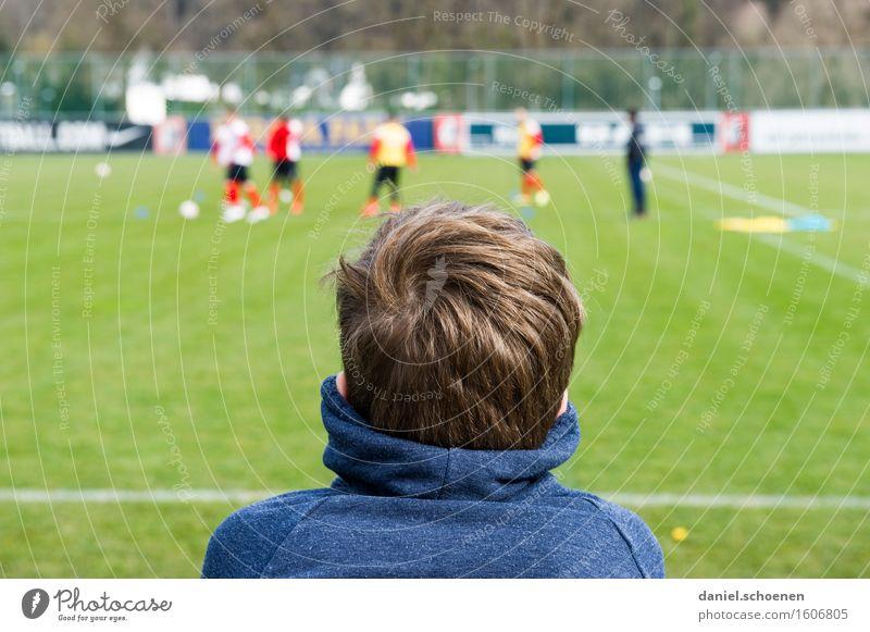 neulich beim Fußball oder: der SC Freiburg steigt auf !!!! Freizeit & Hobby Spielen Fußballplatz Fußballtraining Sport Fitness Sport-Training Ballsport Sportler