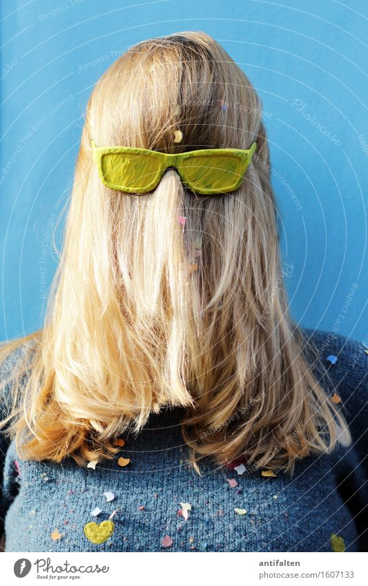 Montag Morgen Mensch Frau Ferien & Urlaub & Reisen Jugendliche Junge Frau Freude 18-30 Jahre Erwachsene gelb Leben feminin Lifestyle außergewöhnlich