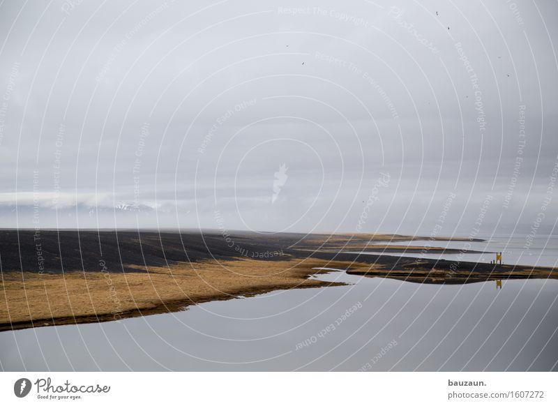 himmel. Ferien & Urlaub & Reisen Tourismus Ausflug Abenteuer Ferne Freiheit Expedition Winter Umwelt Natur Landschaft Urelemente Erde Wasser Himmel Wolken Klima