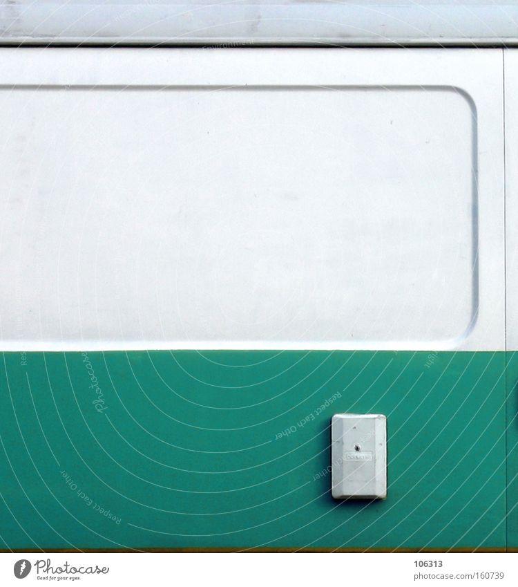 Fotonummer 115054 weiß grün Farbe Teilung Grafik u. Illustration Konstruktion Anordnung Trennung graphisch parallel geteilt teilbar