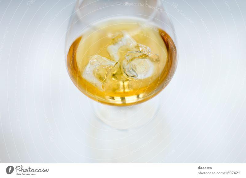auf Felsen Getränk Erfrischungsgetränk Spirituosen Scotch Whiskey Eis Glas Lifestyle elegant Stil Design Alkohol Leben harmonisch Freizeit & Hobby Abenteuer