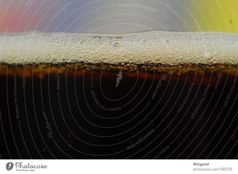 Zisch Sommer Erholung Zufriedenheit braun Glas Getränk Restaurant lecker blasen Erfrischung