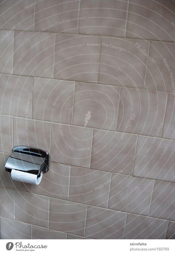 Klorolle Wand Bad Toilette Hotel Fliesen u. Kacheln Ladengeschäft beige Chrom Halterung Toilettenpapier