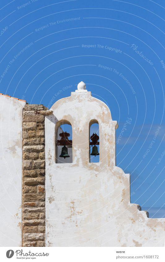 Glockenduett Ferien & Urlaub & Reisen Tourismus Meer Wellen Haus Wasser Küste Teich See Gebäude Architektur Bewegung Feste & Feiern hängen alt ästhetisch