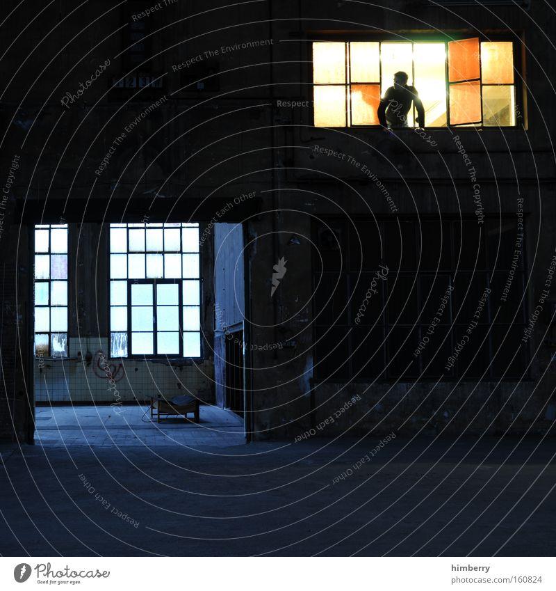loft unverhoft Fenster Gebäude Industrie Industriefotografie Baustelle Theater Bühne Theaterschauspiel Kino Wohnzimmer Lagerhalle Loft Lichttechnik