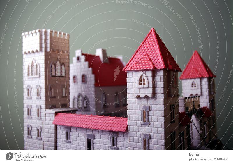 World of Warcraft 0.2 Spielen Mauer Sicherheit Turm Spielzeug Burg oder Schloss historisch Märchen König Brücke Ritter Prinzessin Befestigung Mittelalter