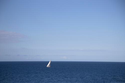 Summertime Himmel Natur Ferien & Urlaub & Reisen Sommer blau schön Wasser Landschaft weiß Meer Erholung Leben Gesundheit Glück Luft glänzend